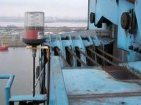 Smarowanie łożysk ślizgowych w dużym dźwigu portowym