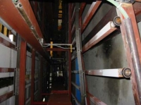 Smarowanie łańcuchów w tunelach suszących płytki ceramiczne