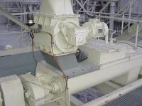 Memolub przy pomocy bloku dystrybucyjnego i elementu mostkującego smaruje 3 łożyska w zakładzie przerobu kruszyw