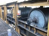 Automatyczne smarowanie prowadnic suwnicy (przemysł hutniczy)